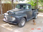 Jake's 1948 Ford F3